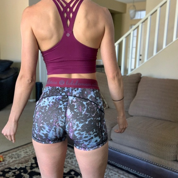 lululemon athletica Pants - Lululemon Compression Shorts With Pockets